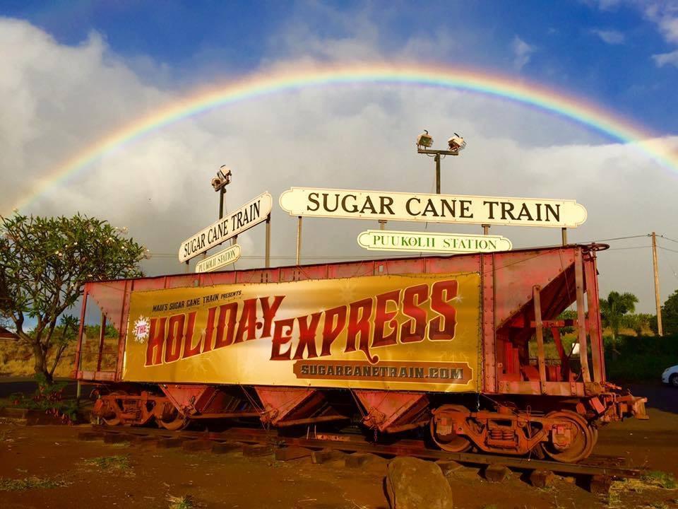 Lahaina Sugar Cane Train Sugar Cane Train Maui - Lahaina